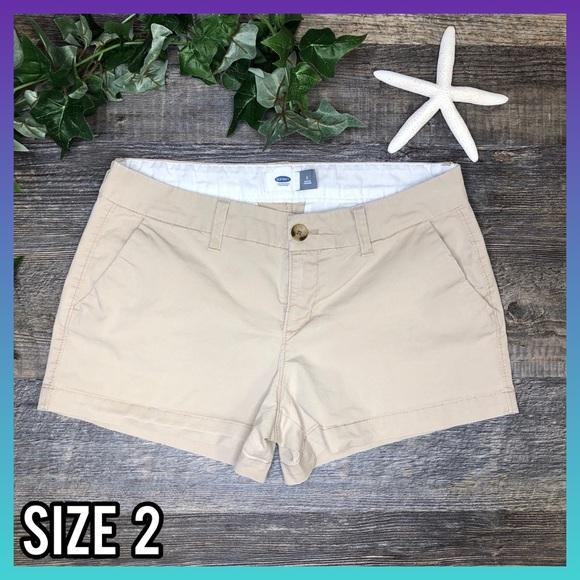 Old Navy Pants - Tan shorts